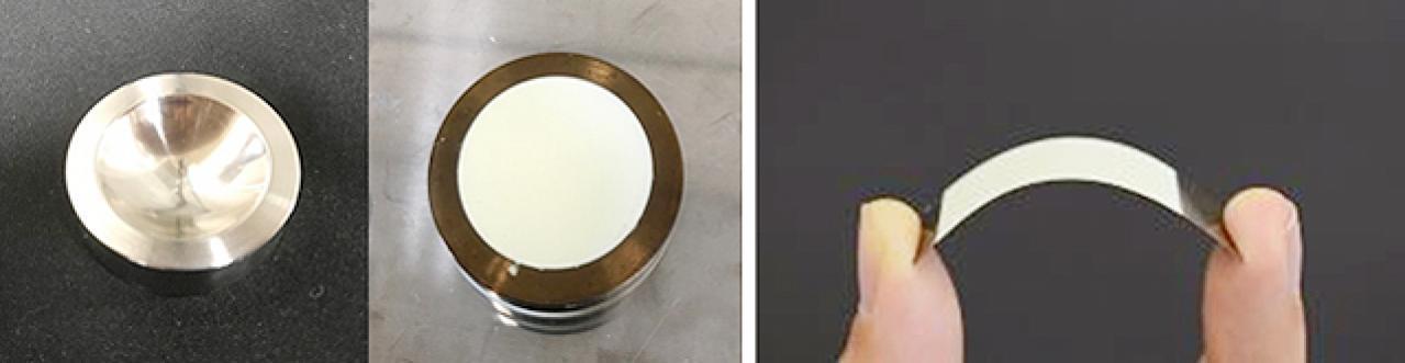 NEDO、熊本大学:人の皮膚感覚と同等の性能を有するロボット皮膚センサーを開発