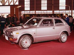 【懐かしの東京モーターショー 04】1972年、CVCCを採用したシビックなど公害対策に力が入る