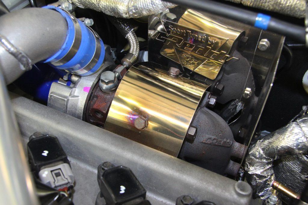 「パーツメーカーが本気でプロボックスをイジるとこうなる」フルコン制御のターボ仕様で150psを発揮!