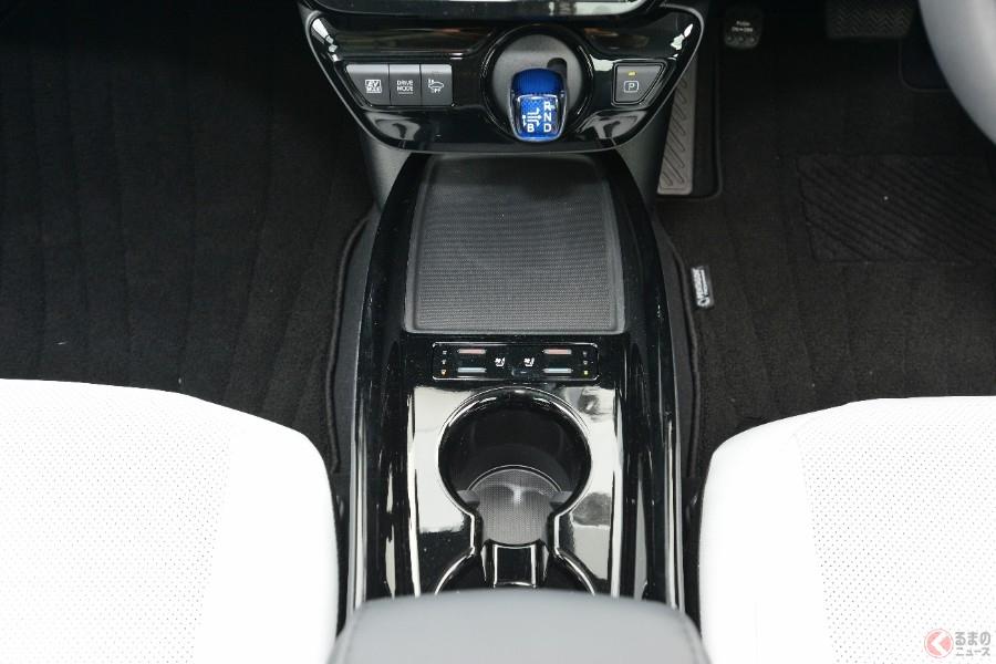 現行のトヨタ「プリウス」 マイナーチェンジで何が変わったのか