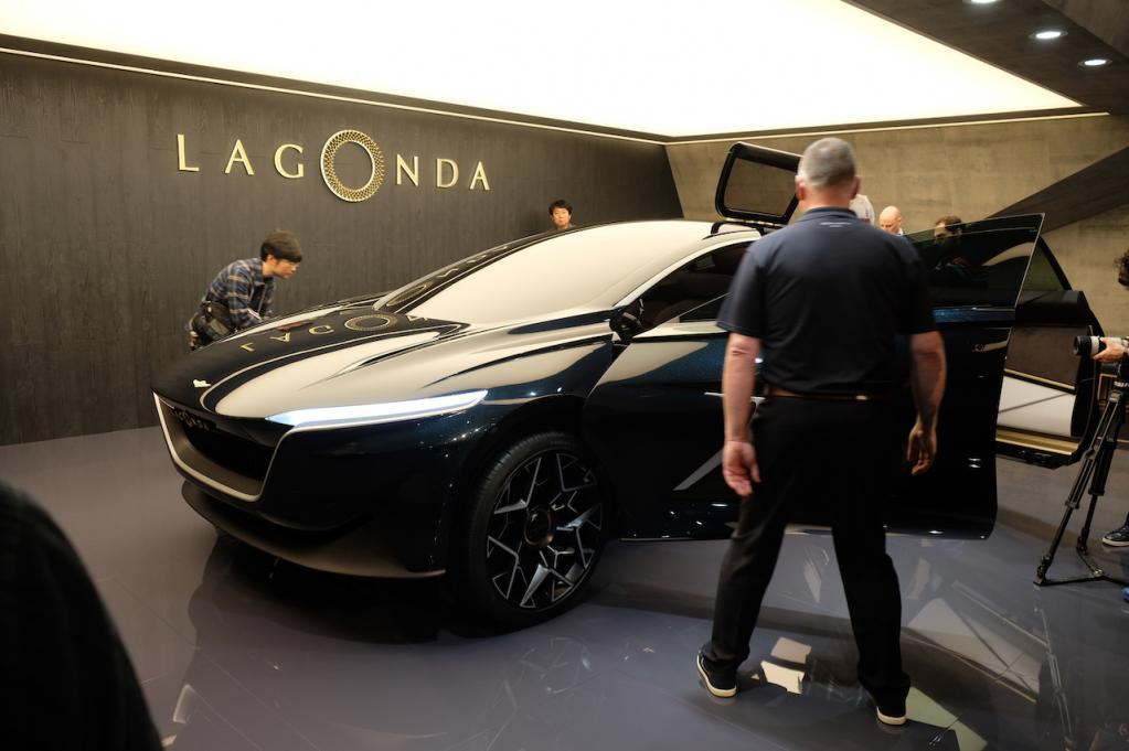 アストンマーティン入魂のコンセプトモデル、ラゴンダ・オールテレイン・コンセプトはラグジュアリークロスオーバーSUVのEVだ!【ジュネーブ・ショー2019】