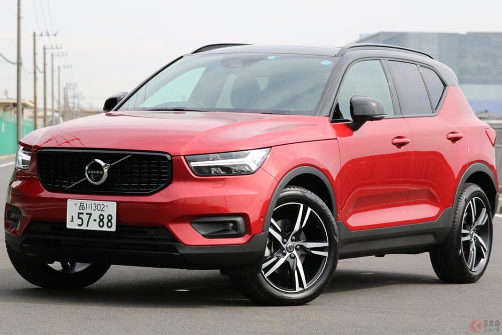2020年までに死傷者ゼロに! ボルボ人気SUV「XC40」の安全性向上モデルが登場