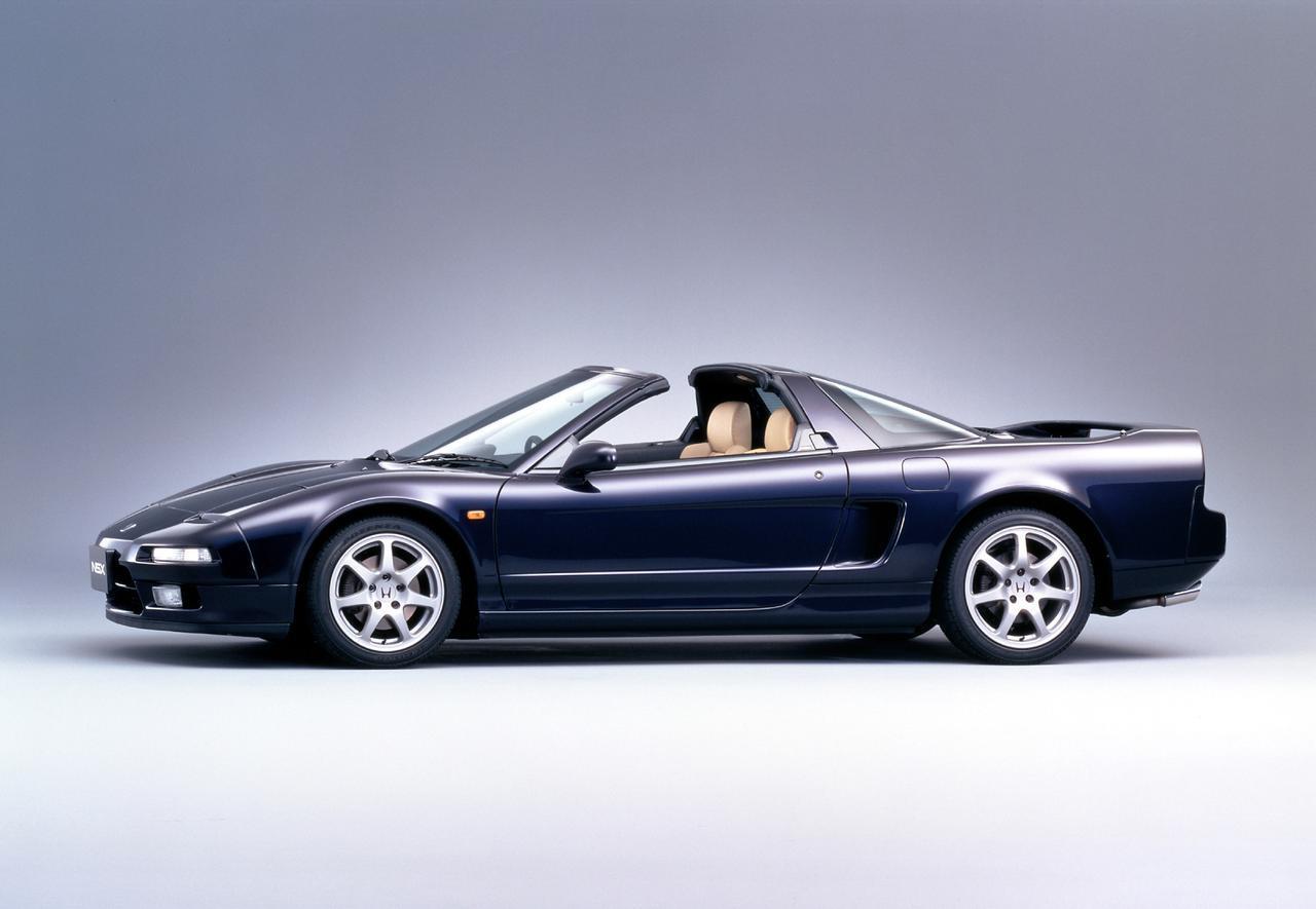【今日は何の日?】ホンダ・NSXタイプT登場「着脱可能なルーフを装備したスーパーカー」 24年前の今日 1995年3月8日