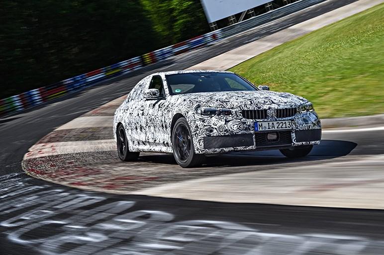 発表間近の新型BMW3シリーズ最終テストに同行。再びスポーツセダンの規範へ