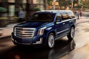 GM、キャデラック3車種の一部仕様変更と価格を改定
