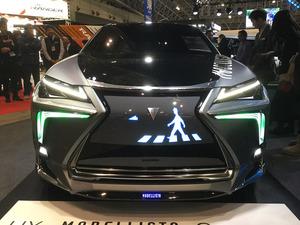 これが未来か!!! 東京オートサロンで一番市販してほしいクルマ
