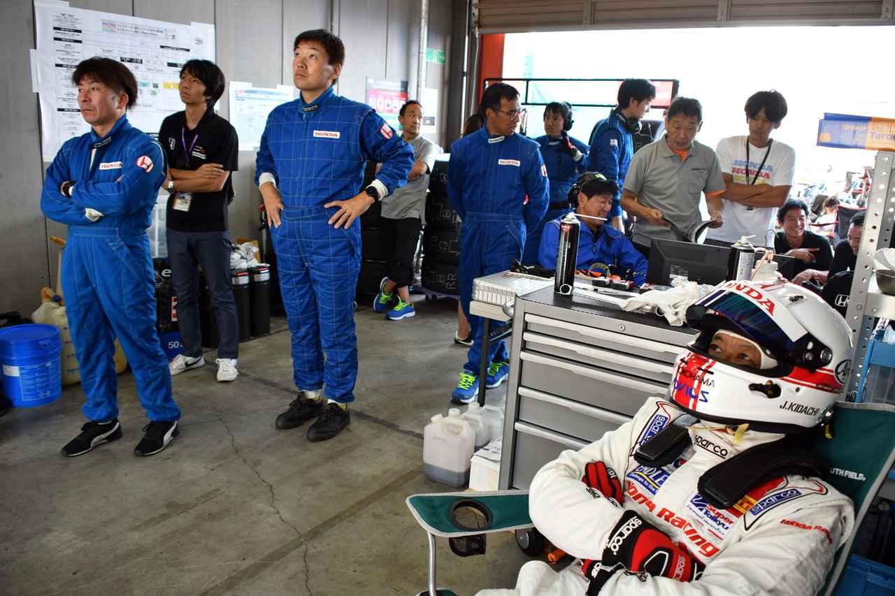 「諦めない!」HONDA社員のチャレンジスピリット「ほぼ」ノーマルのCIVIC TypeRでスーパー耐久に参戦!