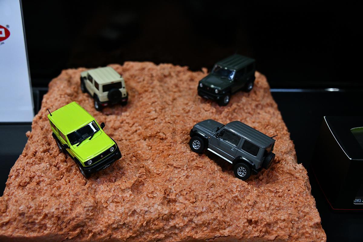 話題のトヨタGRスープラなど注目のアイテムが目白押し! 第59回全日本模型ホビーショー2019