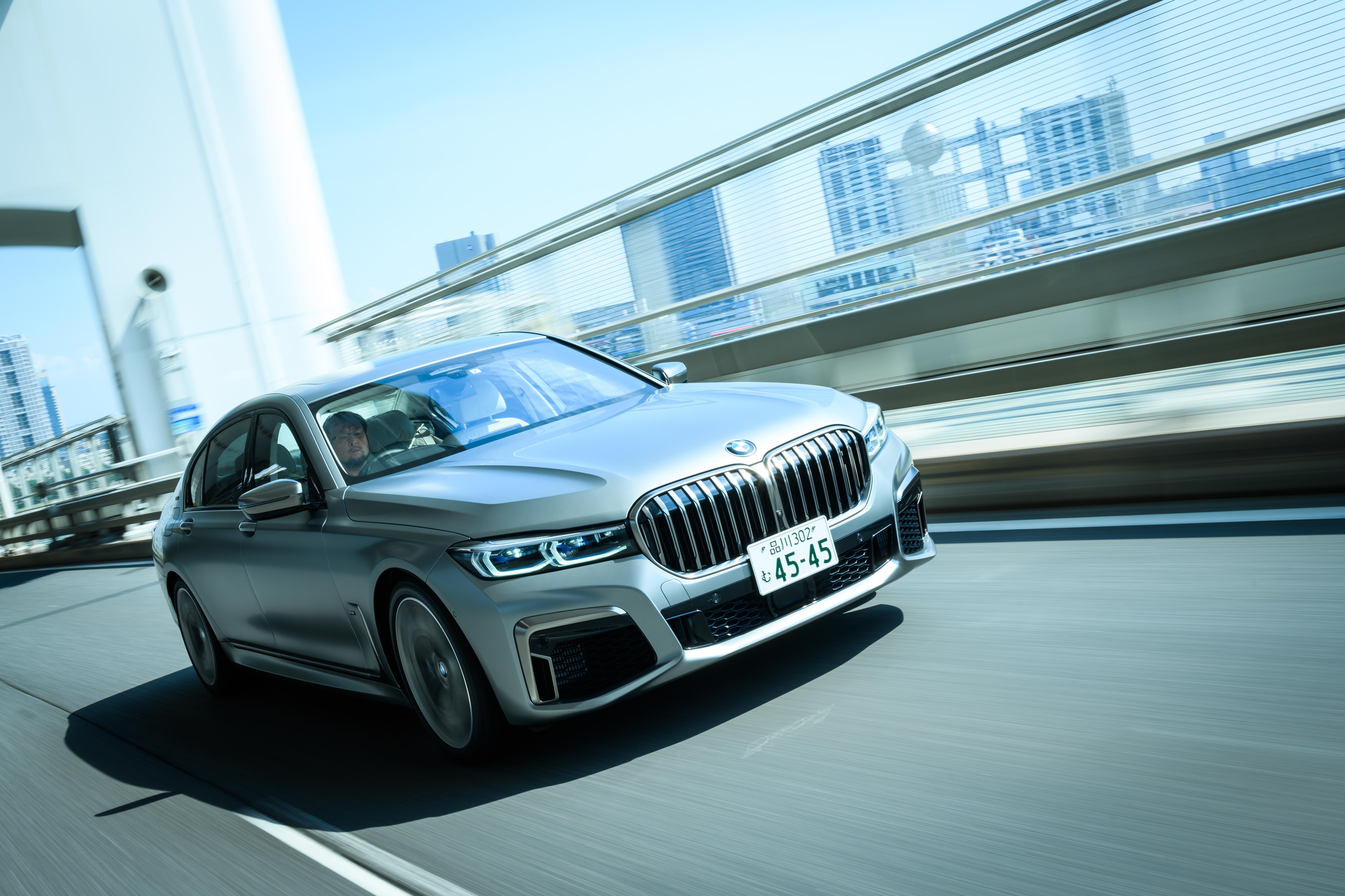 V12の凄みとは? 新型BMW M760Li xDrive試乗記
