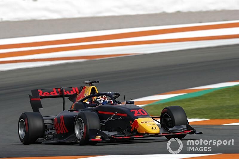 FIA F3ポストシーズンテスト初日:ルンガーがトップタイム。角田裕穀7番手、金丸ユウ21番手