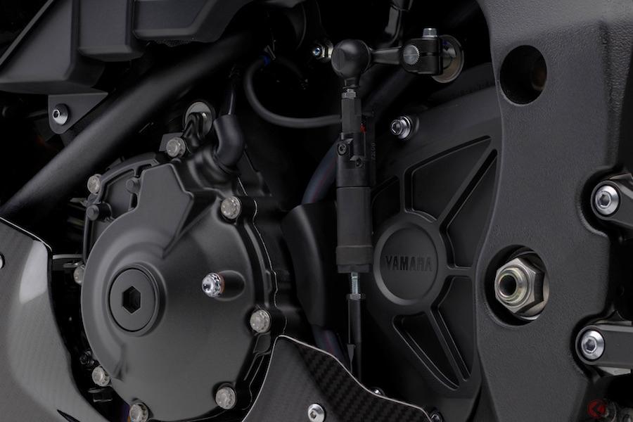 ヤマハのスーパースポーツバイク「YZF-R1」 MotoGPで培った技術は最初に「YZF-R1」へ