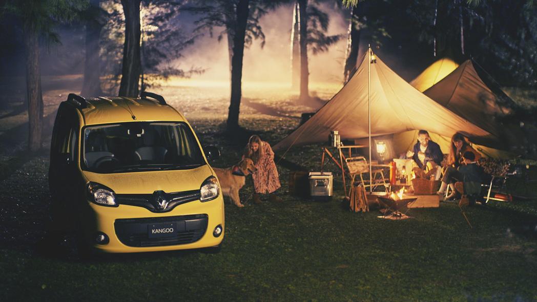 ルノー、地元食材を使ったアウトドアフランス料理を楽しむキャンプイベント「カングー キャンプ2018」開催