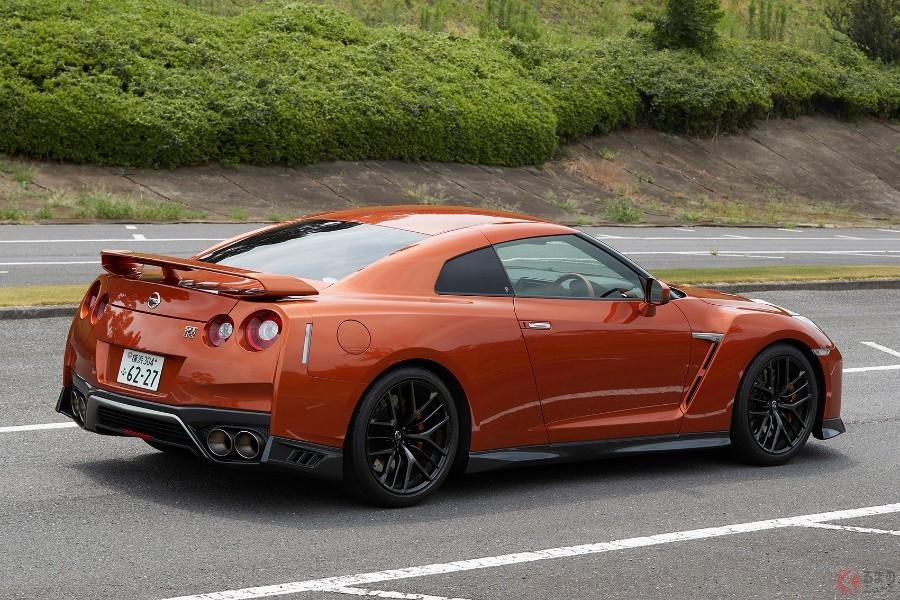新生「日産GT-R(R35)」はスカイラインとは別の道へ スーパーマシンへの歩み