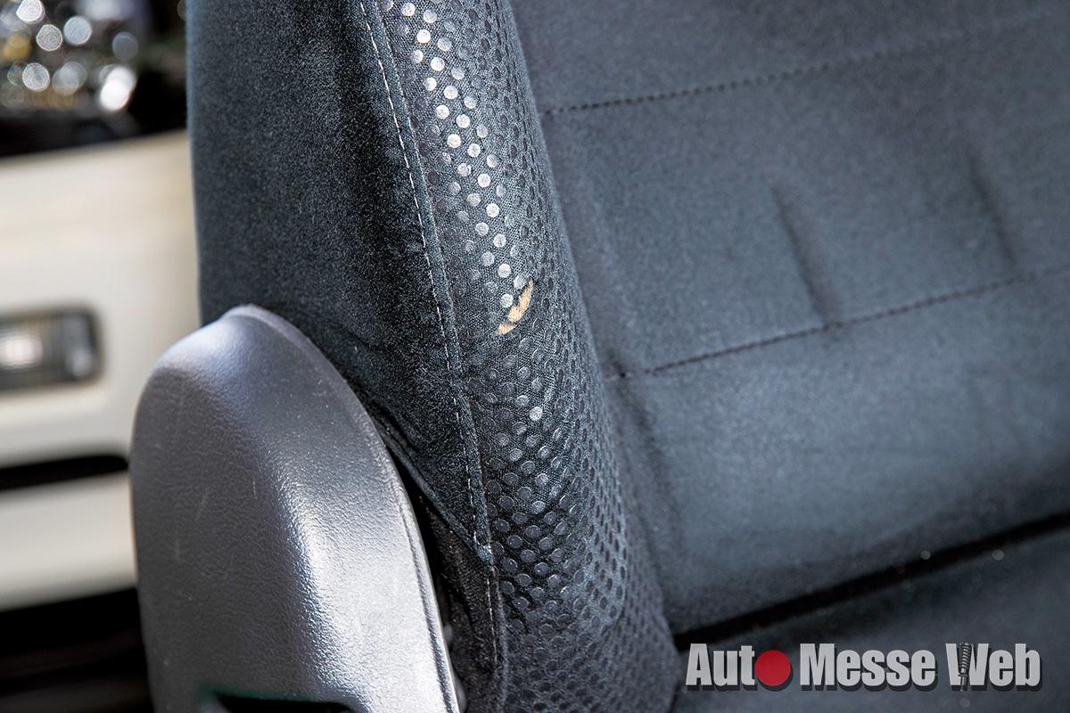 くたびれた運転席と助手席を入れ替える、注目のリフレッシュメニュー