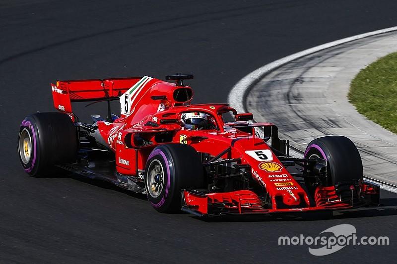 ベッテル、夏休み明け後の巻き返しを誓う「今年のフェラーリにはまだポテンシャルがある」|F1ニュース