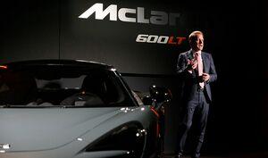 マクラーレン史上、最も刺激的なスポーツシリーズ──マクラーレン 600LTが上陸
