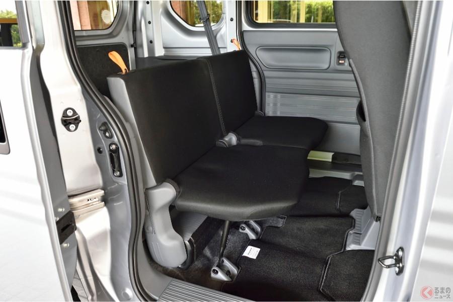 ホンダ新型「N-VAN」に長時間座れるシートの5ナンバー仕様は出る可能性ある?