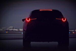 マツダが新型SUVの登場を予告。ジュネーブモーターショー2019で世界初公開へ