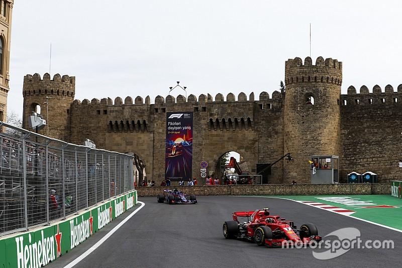 過去2年でトップ3チーム以外が表彰台に上った唯一のグランプリ……アゼルバイジャンGP、F1開催契約を2023年まで延長