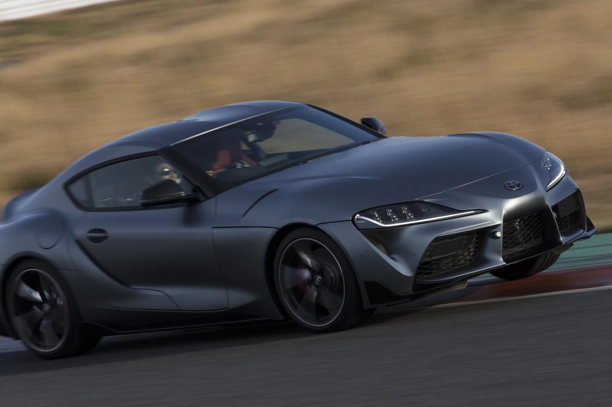 レーシングドライバーはトヨタ・新型スープラをどうチューニングする?既にオーダーした佐々木雅弘選手に聞きました