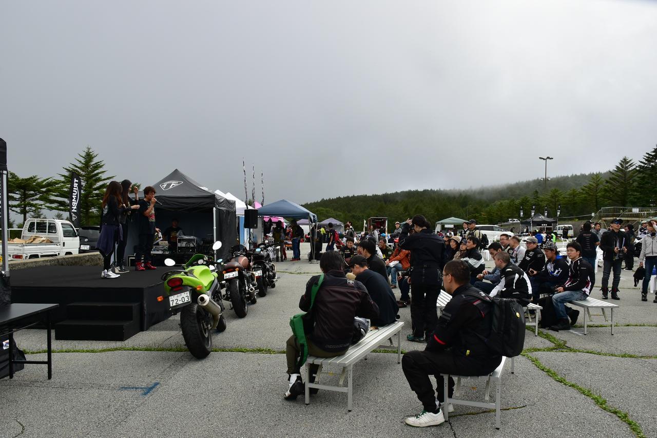 今年は9月15日(日)に「苗場」で開催! トライアンフ乗りのための祭典「7th TRIUMPH NATIONAL RALLY」に行こう!