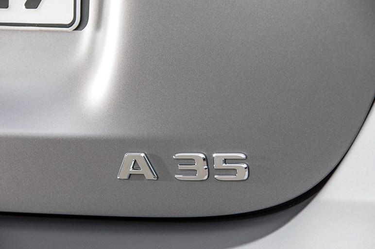 メルセデスAMGに新たなエントリーモデルA35 4MATIC。デイリーユースにおける上質な走りを追求