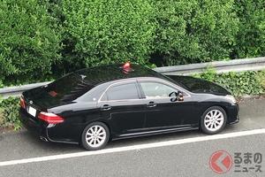 なぜ覆面パトカーは存在する? 交通捜査に白黒と覆面のパトカーが存在する理由