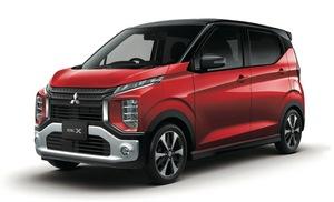 三菱自動車、SUVルックな軽自動車「eK クロス」に特別仕様車「T Plus Edition」を設定。人気の運転支援技術を標準装備化