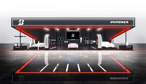ブリヂストンが東京オートサロン2020の出展概要を発表! スポーツタイヤブランド「ポテンザ」を展示