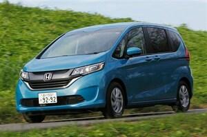 新型フリードのガソリン仕様に試乗。ハイブリッドとの40万円差をどう考える?