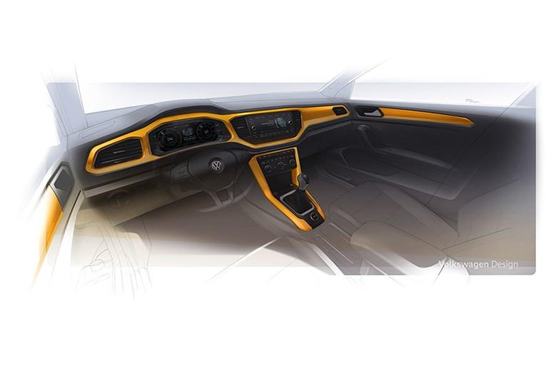 フォルクスワーゲン、新型コンパクトSUV「T-Roc」をワールドプレミア