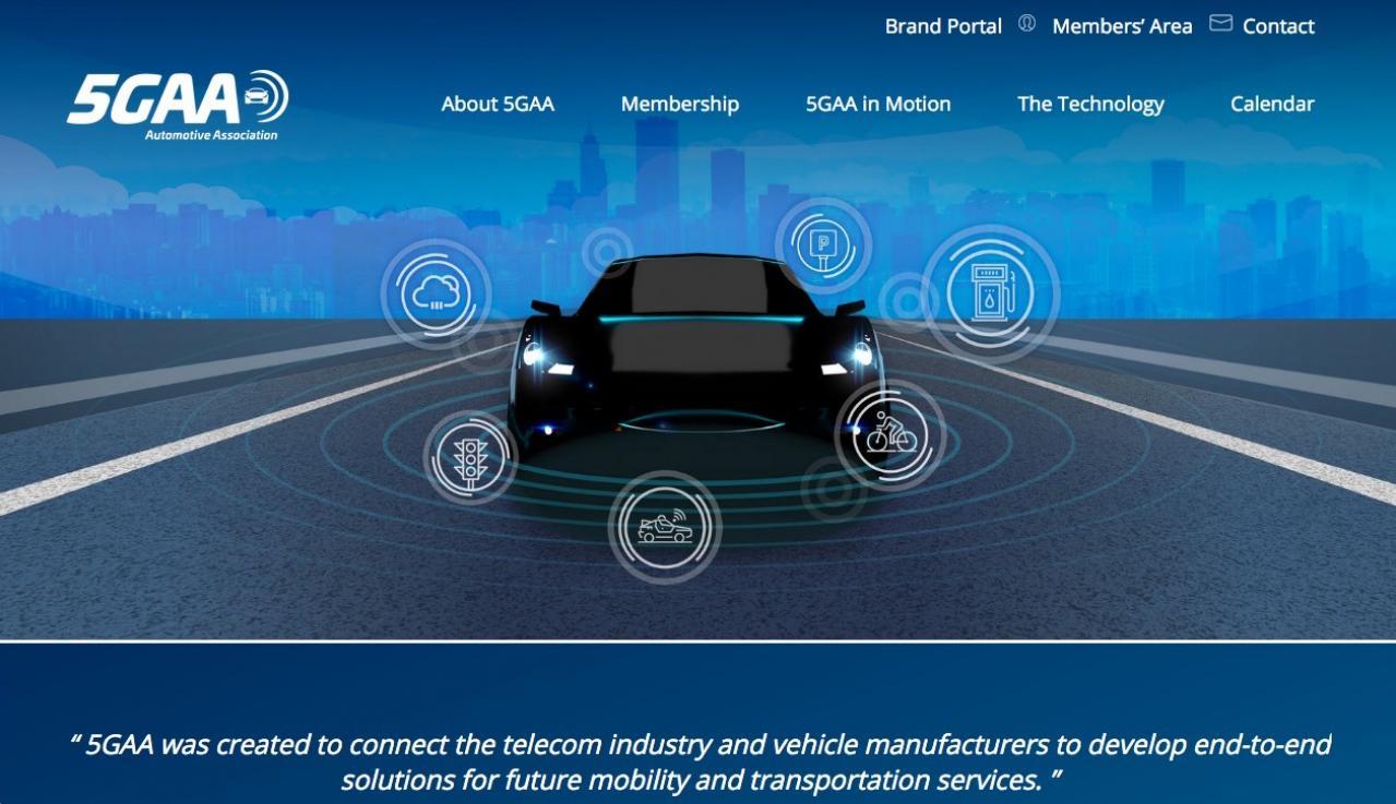 HERE:5G Automotive Associationに参画、新たなモビリティ技術への取り組みを支持