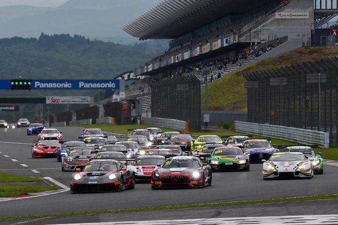GTワールドチャレンジ・アジアの2020年カレンダー発表。韓国に代わりタイで開催へ