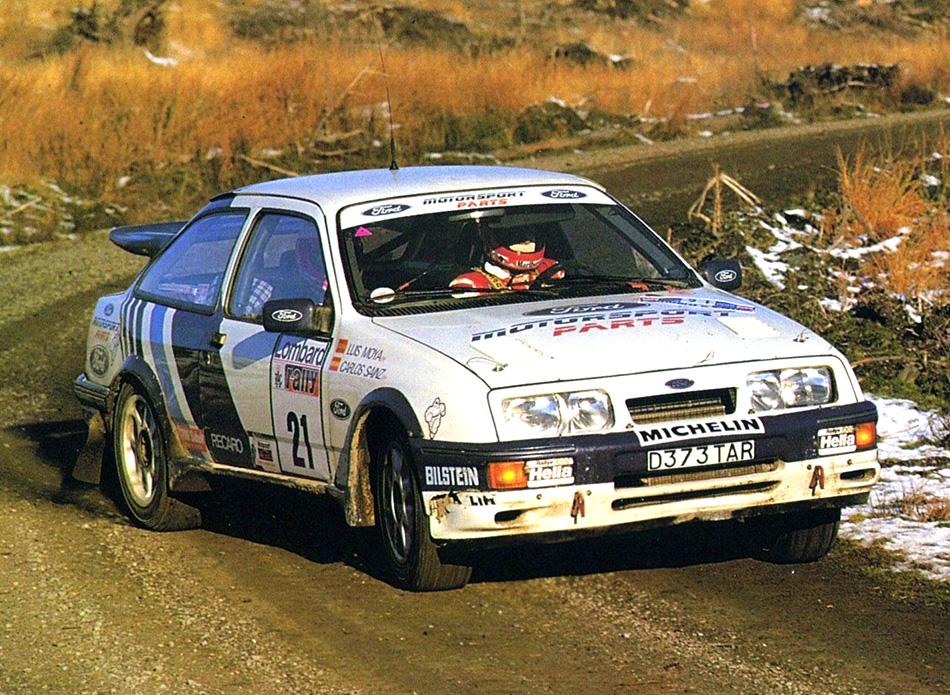 【10年ぶり日本開催復活! ラリーこそ日本車の輝く真髄!!】 WRCベースマシンの熱き系譜 [スズキ マツダその他メーカー編]