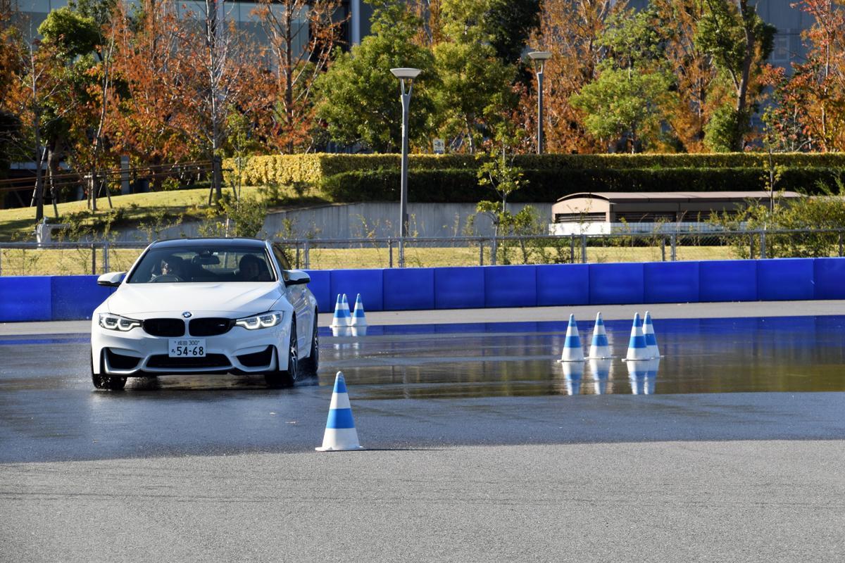 運転する楽しさを全力で体感! BMW Mで体験するドリフトプログラムに新人編集部員が挑戦