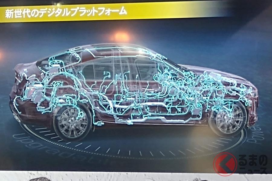 マツダ顔? ランクルサイズの3列シートSUV新型「キャデラックXT6プラチナム」日本上陸! レクサスLXの対抗なるか
