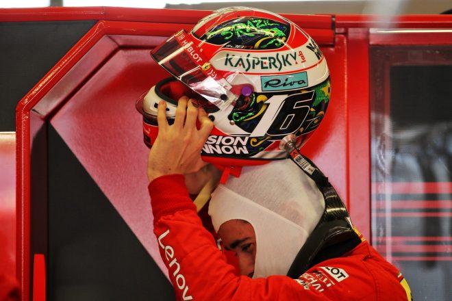 ルクレール、バンプの影響でマシントラブル「今後問題が起こらないよう、うまく対応する必要がある」:フェラーリF1