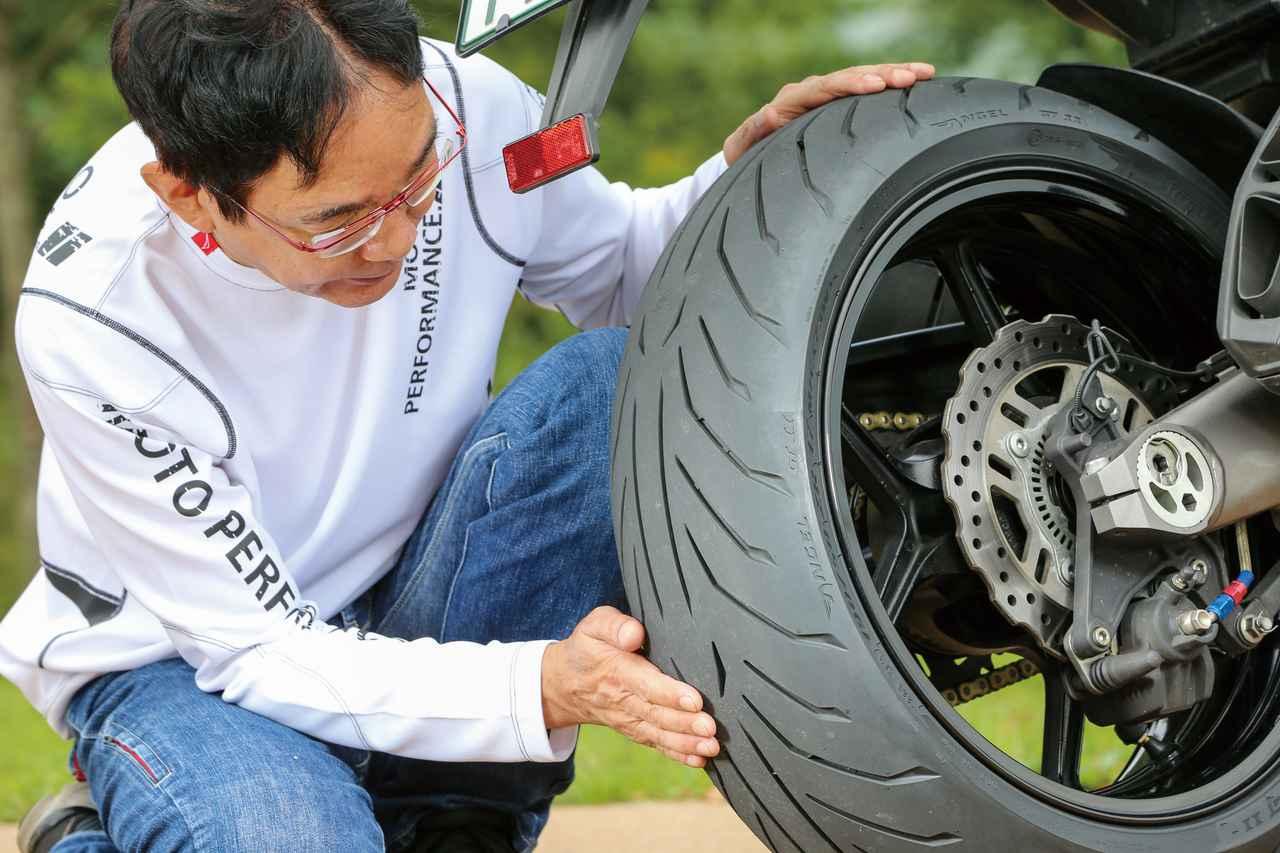 【タイヤインプレ】ピレリの「ANGEL GTII」は街乗りからロングツーリングまで高水準で対応する!