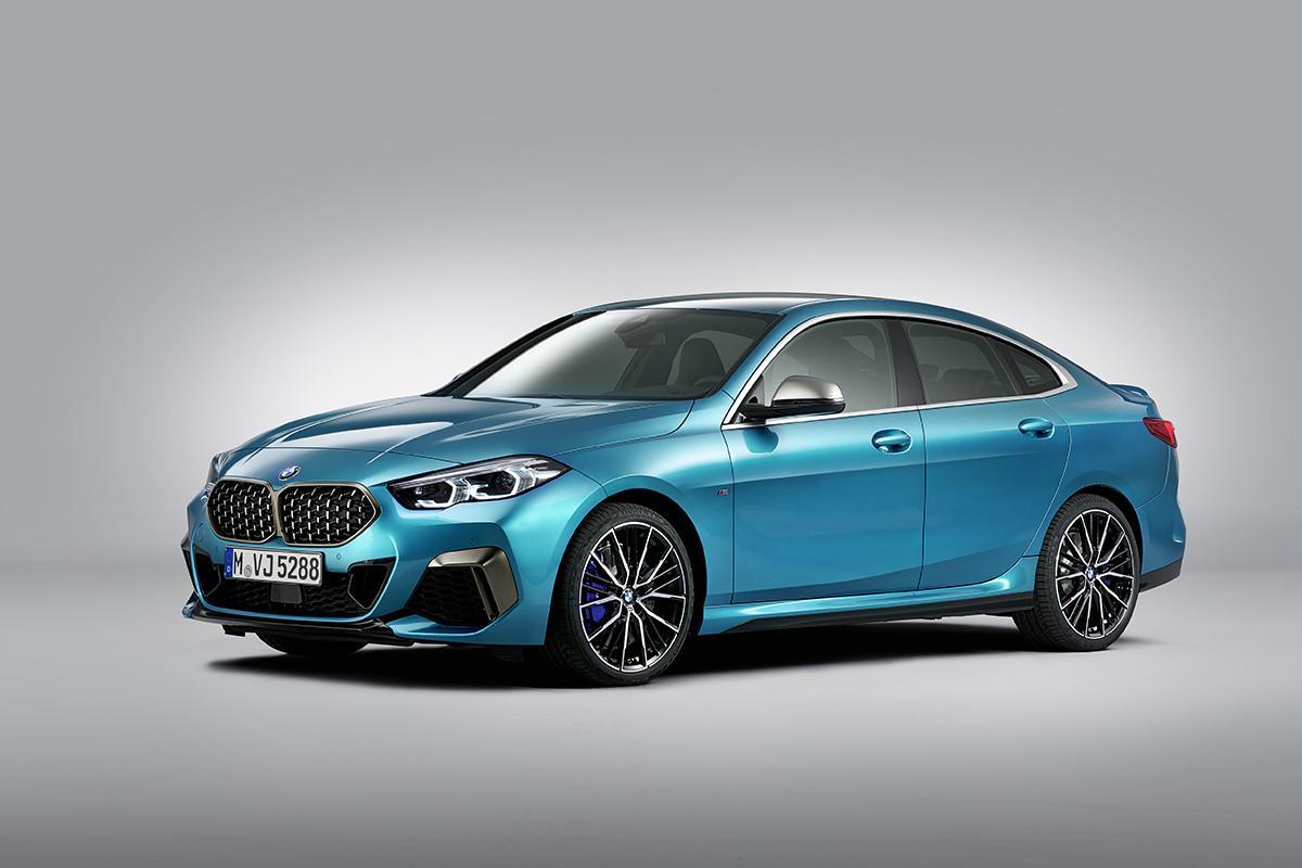 BMW2シリーズグランクーペが日本導入! 2020年4月以降の納車で369万円から