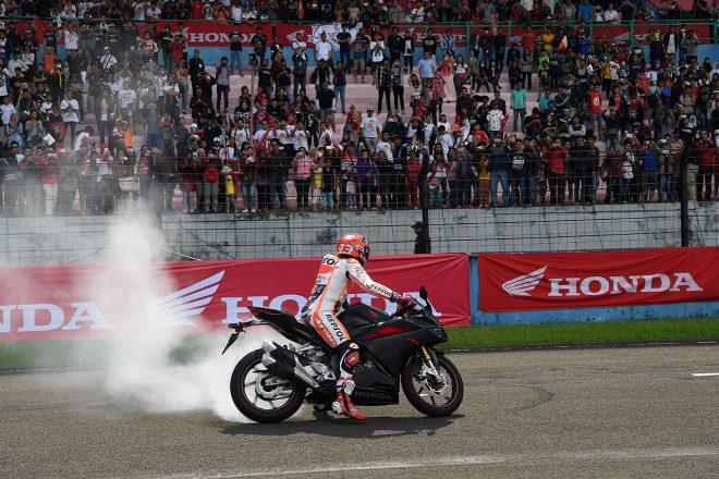 MotoGPとSBKの両レースがインドネシアで開催。2021年に向けサーキットを新設