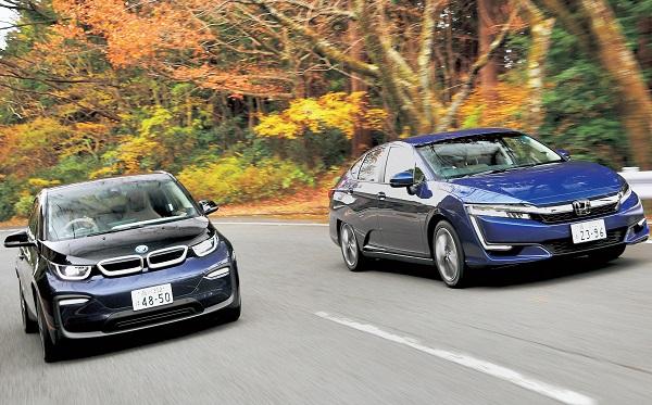 【現役にして伝説の開発者が最先端技術車を検証】クラリティPHEVは高い?? BMW i3の先進性は健在??