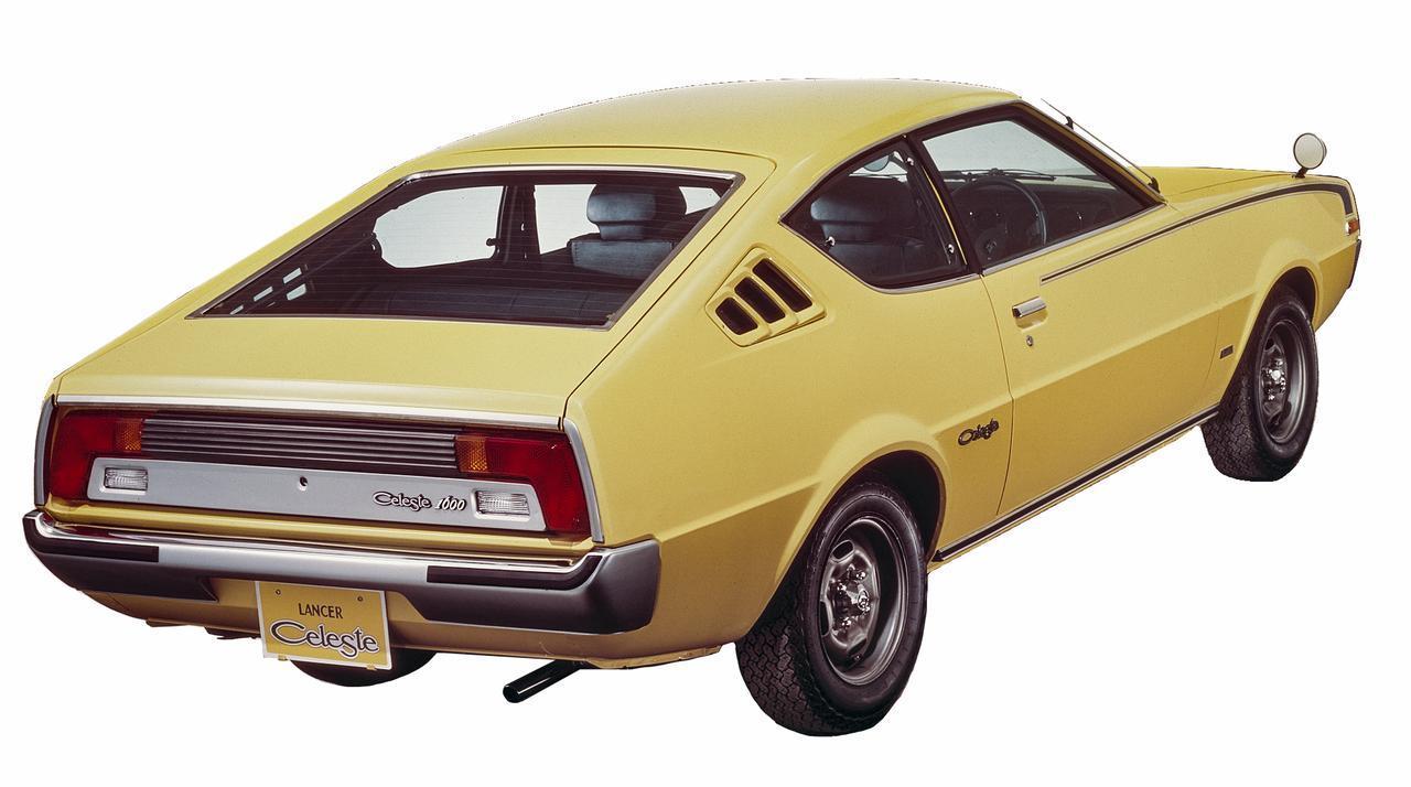 【今日は何の日?】ランサー・セレステ発表「スタイリッシュで人気の高かったファストバッククーペ」44年前 1975年2月26日