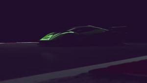ランボルギーニ、830psの新型ハイパーカーとSUV「ウルス」のレース仕様を公開
