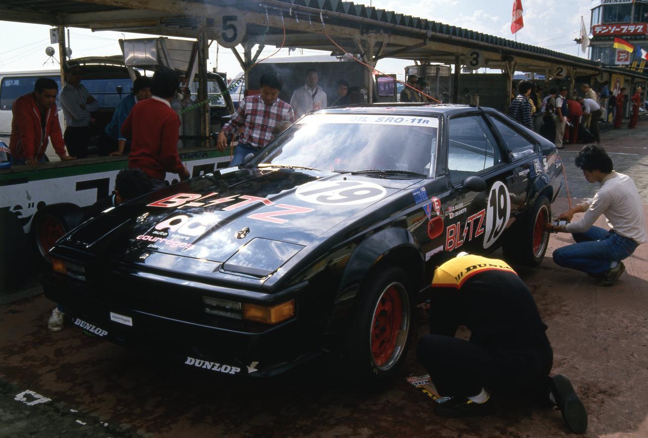 【グループAの名車 07】セリカXX(MA61)がスープラとして1985インターTECに参戦。トヨタファンを沸かす!