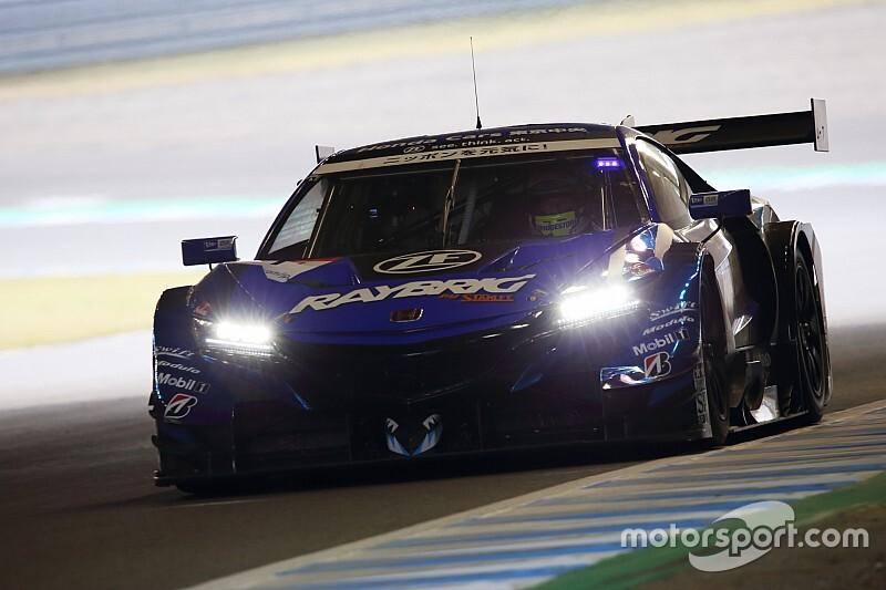 【スーパーGT】ラストレースとなったRAYRBIG NSX-GTのジェンソン・バトン「最後はバトルを楽しむことができた」