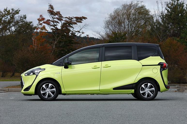 トヨタ シエンタは家族や趣味を大切にする人の実用的な国民車となるだろう