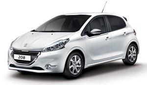 プジョー、ファッショナブルな装備を追加した特別限定車「208 envy」を発売