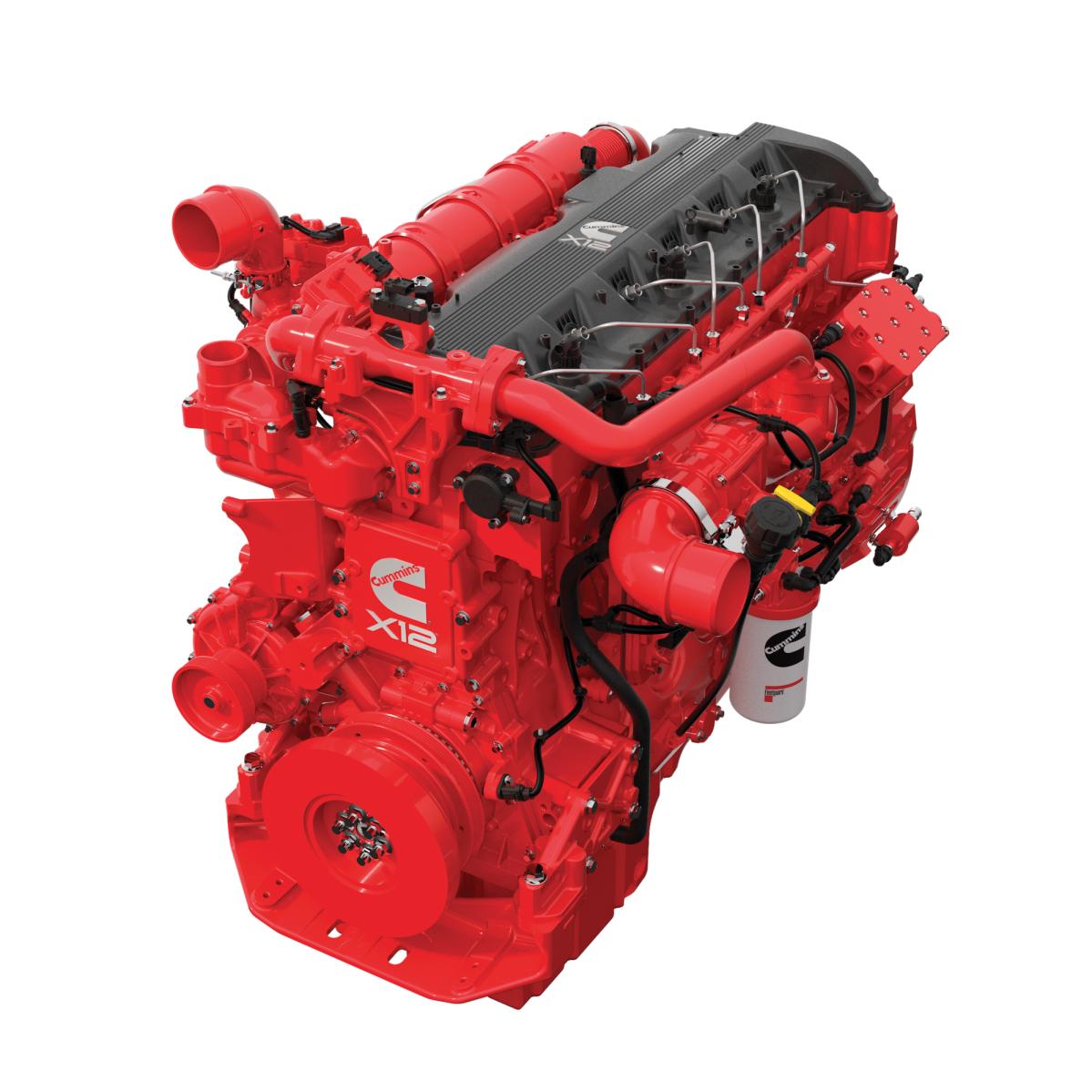 カミンズ:X12エンジンを米国オートカー社に提供へ