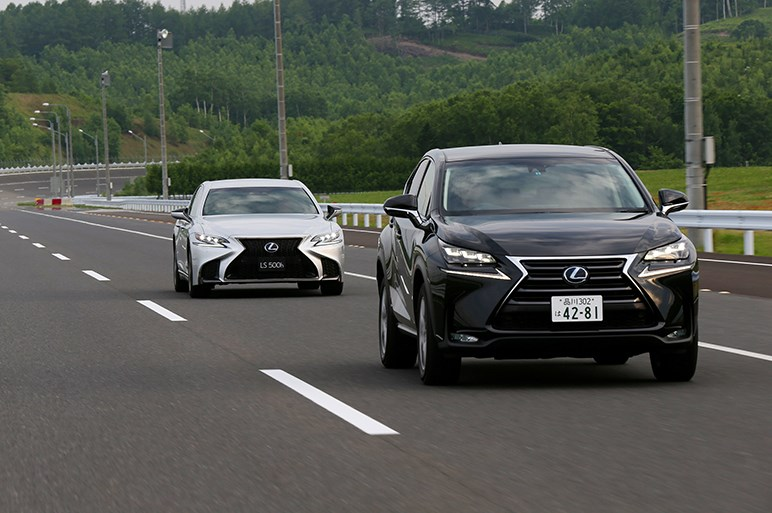 レクサス LSに搭載される最新の運転支援機能は世界標準に並んだのか?