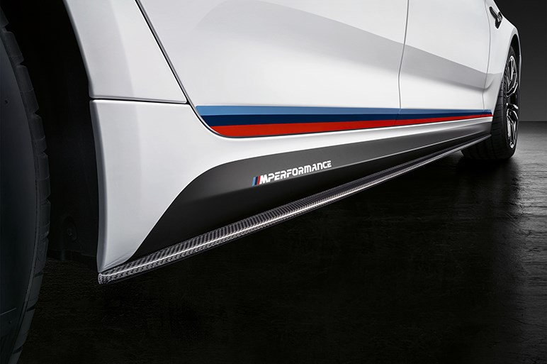 【SEMAショー2017プレイバック】BMW、M5カスタマイズモデルとM3ワンオフモデルを披露